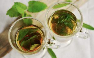 spearmint tea for hair loss