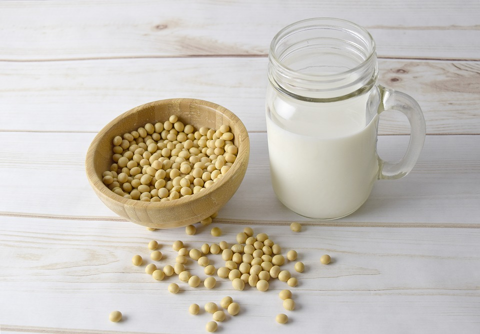 soy isoflavones for hair loss